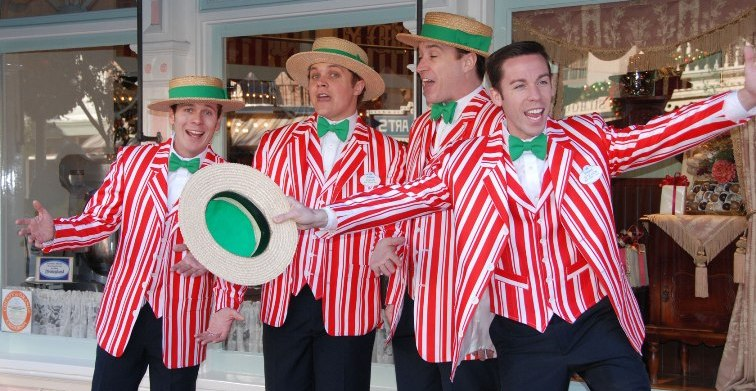 NEWS Barbershop music craze shows no signs of abating newsmanc